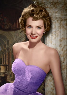 polly bergen photos