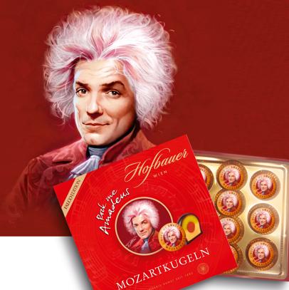 A Strange Taste Of Mozart