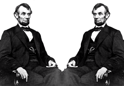 Abraham Lincoln Reversed